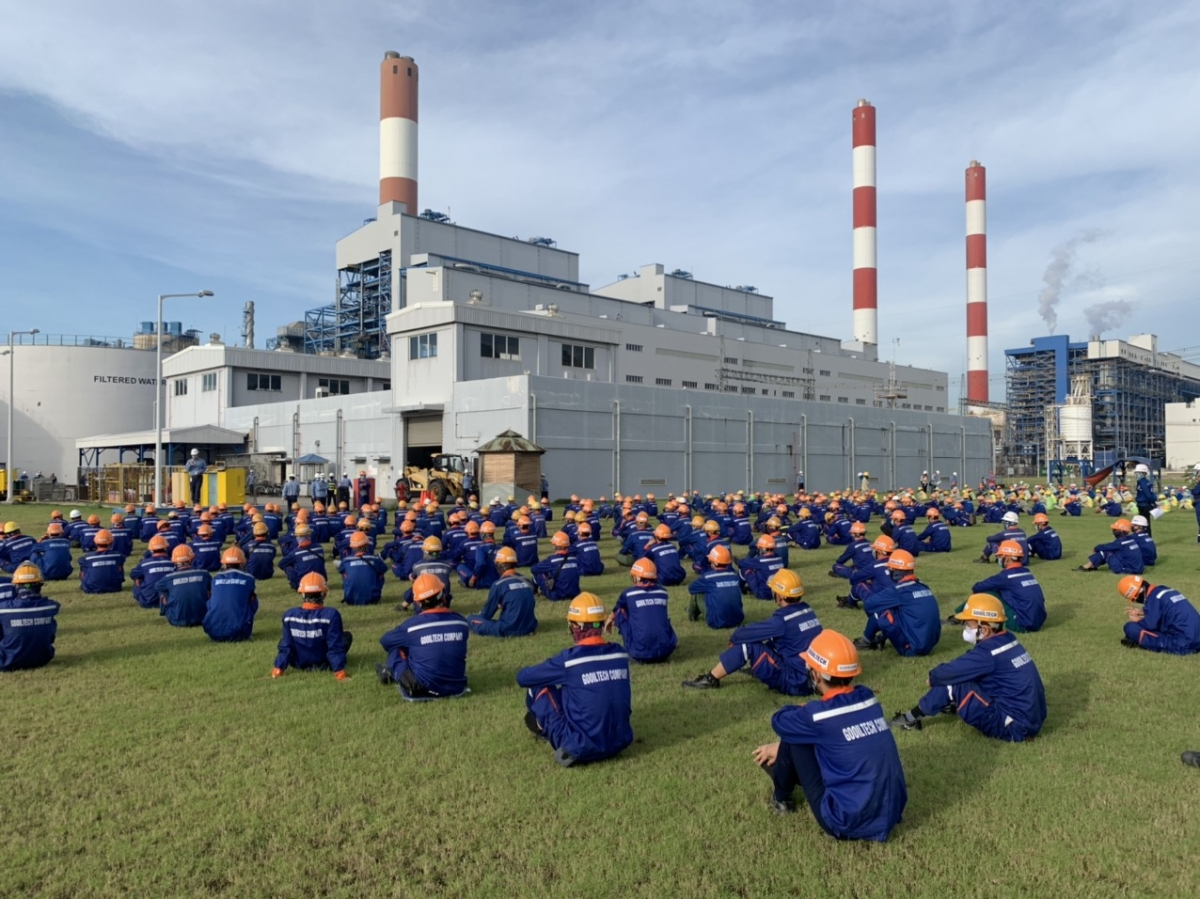 GOOILTECH - MAINTENANCE OF MONG DUONG II THERMAL POWER PLANT (OUTAGE)