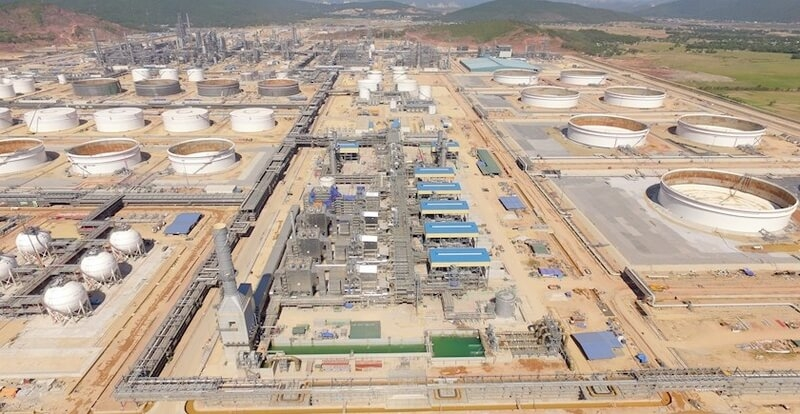 Nghi Son Refinery and Petrochemical